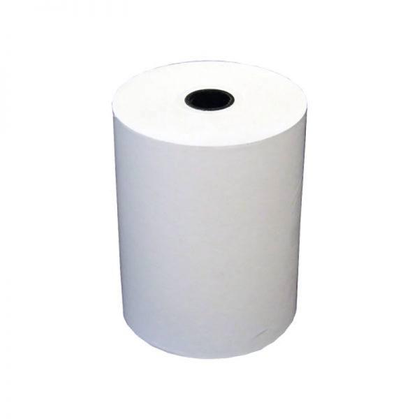 عکس کالای رول کاغذ پرینتر حرارتی 5.7 سانت 18 متری-دو رو سفید (کارتن 200 عددی)